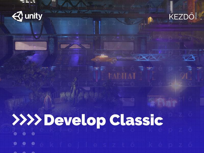 Develop Classic Button