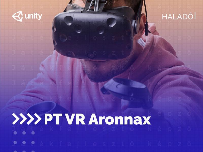 PT VR Button